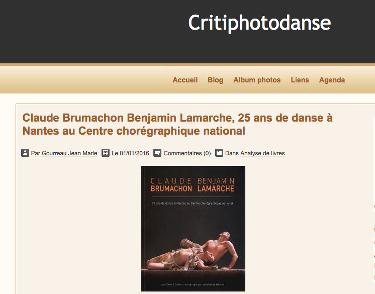 Brumachon-Lamarche- Le Livre